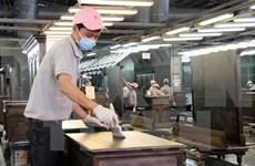 越南第一季度出口增长缓慢 加工工业仍保持较高增长水平