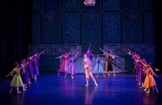 越日艺术家将同台演出舞剧《灰姑娘》