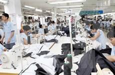2019年前3月越南纺织品服装出口额达87亿美元