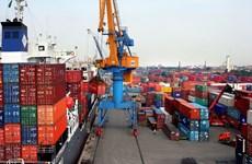 2019年第一季度越南贸易顺差额约达5.36亿美元