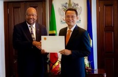 越南与圣基茨和尼维斯联邦合作潜力有待挖掘