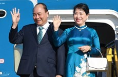 越南政府总理阮春福即将对罗马尼亚和杰克进行正式访问