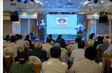 越南与老挝友好协会为增强越老两国人民团结搭建桥梁