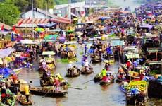 芹苴市着力发展湄公河绿色旅游村模式