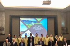 印度与东盟加强航运合作 促进互联互通