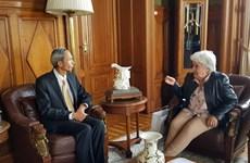 进一步加强越南与乌拉圭友好合作关系