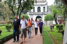 河内市努力提升游客消费水平
