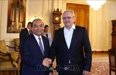 政府总理阮春福会见罗马尼亚众议院议长  圆满结束对罗马尼亚的正式访问