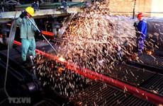 越南近100%钢材生产原料要从外国进口