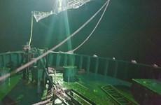 越南破获一起海上汽油走私案 当场抓获犯罪嫌疑人7名