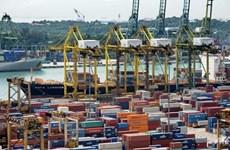 新加坡出口额降幅创两年来最低