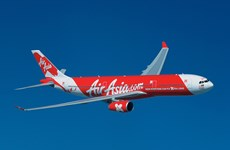 马来西亚亚洲航空公司希望在越南经营一家廉价航空公司