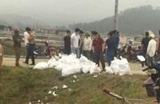 乂安省:抓获贩运毒品犯罪嫌疑人3名缴获700公斤冰毒