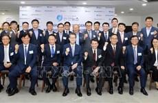 韩联社东南亚地区办事处在河内挂牌成立