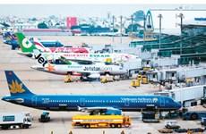 今年第一季度越南航空总公司的营业总收入增长了4.3%