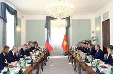 捷克媒体:阮春福总理对捷克的访问为开辟双方未来的合作注入新动力