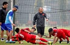 第30届东南亚运动会足球分档:越南从第三档球队改为第二档球队