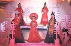 越南国际儿童时尚周将于11月在河内举行