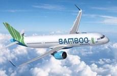 越竹航空将在4月份开通飞往韩国、中国台湾和日本的航线