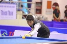 第10届亚洲开伦台球锦标赛拉开序幕