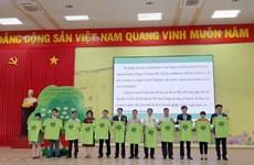 茶荣省:携手应对环境问题