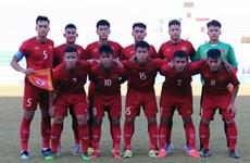 2020年亚洲U19和U16足球锦标赛东亚地区预选赛第二阶段将在越南举行