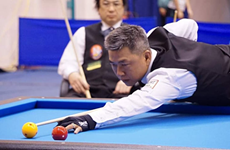 第10届亚洲开伦台球锦标赛:越南选手马明锦夺得一库开伦冠军
