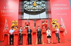 Vingroup五星级酒店和东南亚最高观测塔正式投入运行