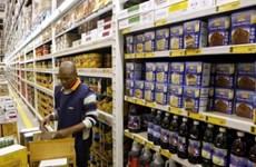 越南协助企业进军南非超市