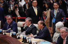 强化越南在全球经济一体化进程中的作用