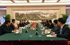 越南与中国公安部加强合作