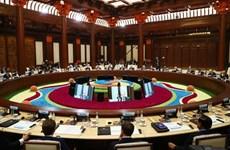 """阮春福出席第二届""""一带一路""""国际合作高峰论坛之行致力于促进越南与中国以及各发展伙伴的关系"""