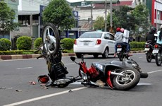 4月30日全国发生35起交通事故 致使 22人死亡
