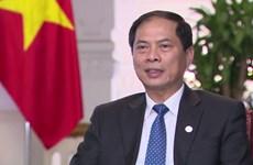 越南积极参与国际政治、国防、安全一体化