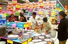 2019年4月份越南CPI上涨0.31%