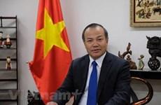 支持越南与马绍尔两国企业加强合作