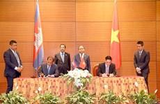 越柬避免双重征税协定将于2020年1月起实施