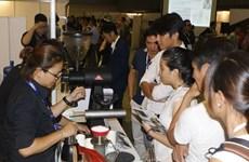 越南咖啡展览会在胡志明市开幕