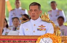 泰国为国王加冕仪式做准备