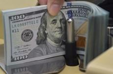 5月2日越盾兑美元中心汇率上涨5越盾