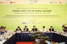 2019年越南私营经济论坛:创造可持续发展价值链