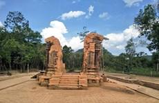 美山世界文化遗产群K塔修缮工程基本完成