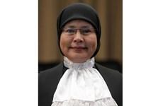 马来西亚任命该国史上首位女性首席大法官