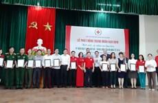 2019年人道月:加大人道主义援助