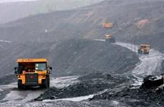 越南煤炭矿产工业集团前四月煤炭产量近1500万吨
