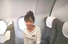 朝鲜公民金哲被杀案:越南公民段氏香正式获释回国