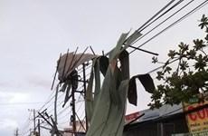 自然灾害给各省份造成严重损失