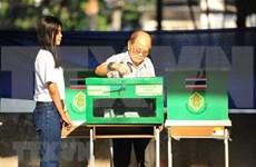 泰国选举委员会将提早公布大选正式结果