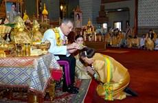 泰国国王哇集拉隆功为王室成员赐予新封号