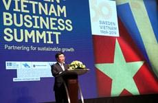 越瑞工商峰会:致力于可持续发展和改革创新